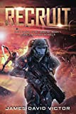 Recruit: A Space Marines Novella (Jack Forge, Fleet Marine Book 1)
