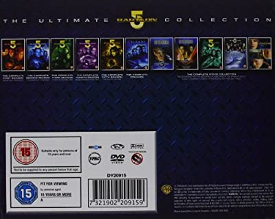 Babylon 5 - The Complete Series (Inc Lost Tales) [Import anglais]