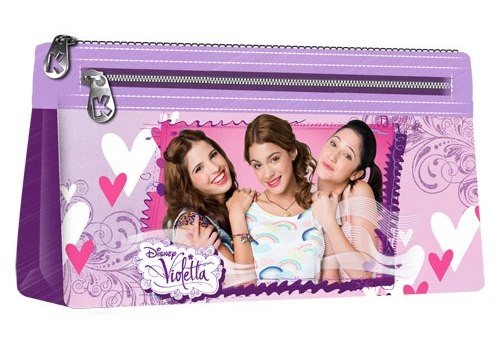 Portatodo Plano Violetta Disney Friends