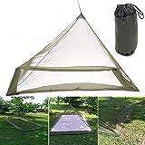 240X135X94Cm Outdoor Single Portable Folding Mosquito Net Tent \ Camping Hiking Man Sleeping