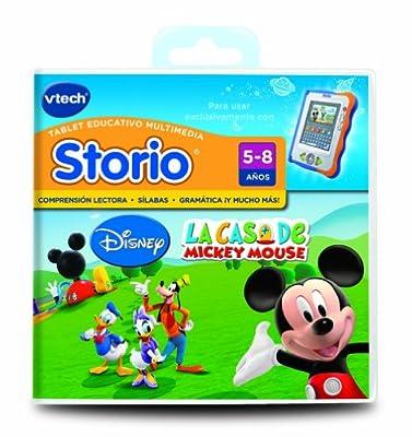 Vtech Storio - Mickey Mouse Ch 80-281022