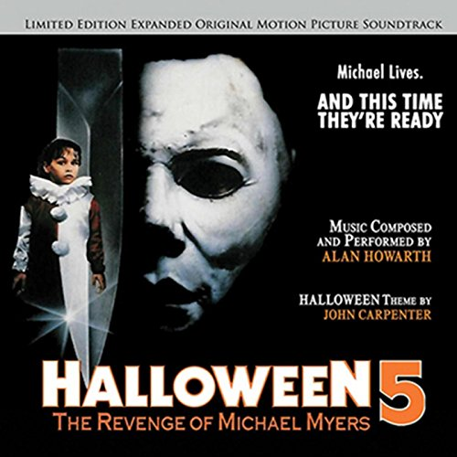 Halloween 5: The Revenge of Michael Myers (Original Motion Picture Soundtrack) (Michael Myers Soundtrack Halloween)