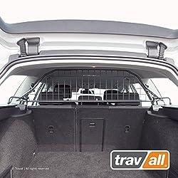 Travall® Guard Hundegitter TDG1240 - Maßgeschneidertes Trenngitter in Original Qualität