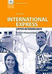 International Express: Upper Intermediate: Teacher's Resource Book with DVD