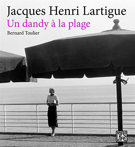 Jacques Henri Lartigue : Un dandy à la plage