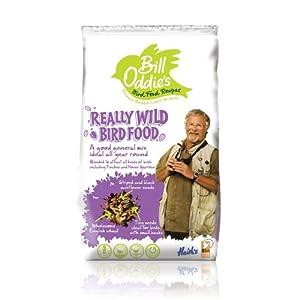 Bill Oddies Really Wild Bird Food by Monster Pet Supplies