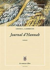 Journal d'Hannah par Louise L. Lambrichs
