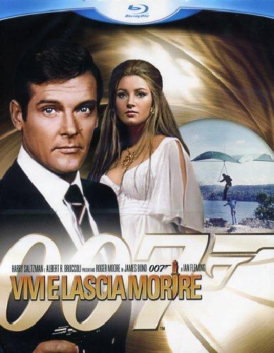 Preisvergleich Produktbild 007 - Vivi e lascia morire [Blu-ray] [IT Import]