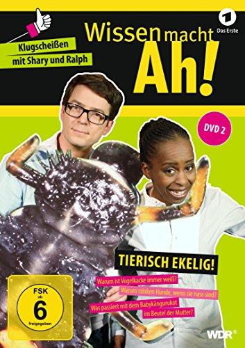 DVD 2: Tierisch eklig!