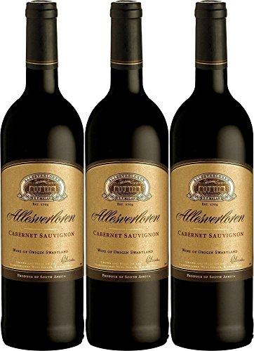 Allesverloren Wine Estate Cabernet Sauvignon Cuvée 2013/2014 (3 x 0.75 l)
