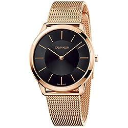 Calvin Klein K3M2162Y Reloj de pulsera para hombre