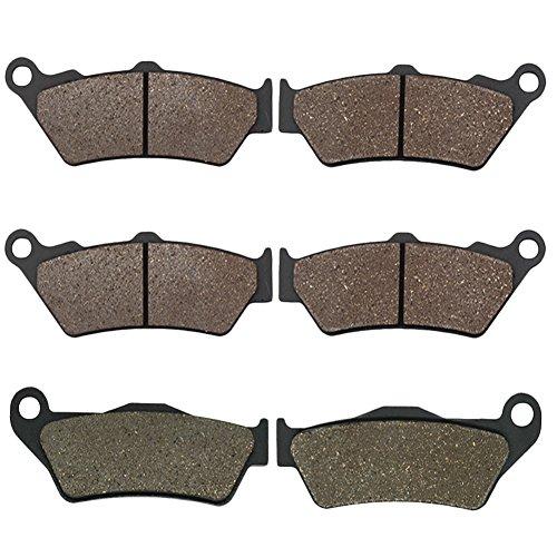 Cyleto anteriore e posteriore pastiglie freno per KTM 990Adventure 990200720082009201020112012