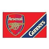 #5: Arsenal F.C. Flag BW