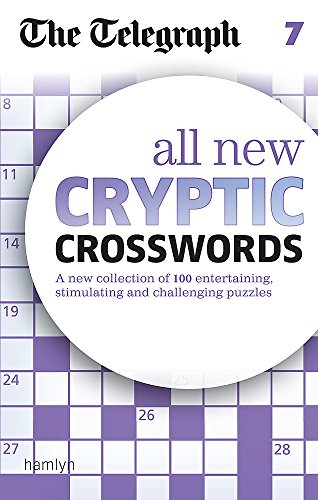 The Telegraph: All New Cryptic Crosswords 7 (The Telegraph Puzzle Books)
