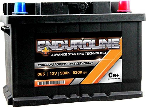 065 Enduroline Autobatterie 58Ah
