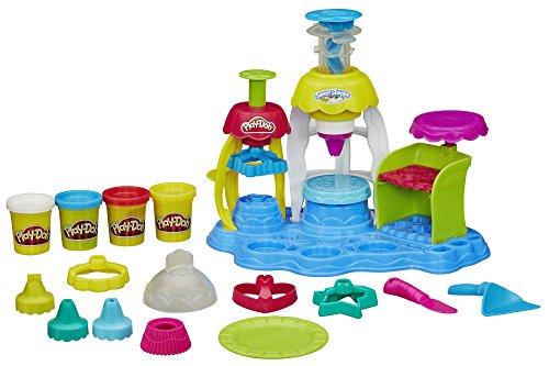 Preisvergleich Produktbild Hasbro Play-Doh A0318EU4 - Zauberbäckerei, Knete