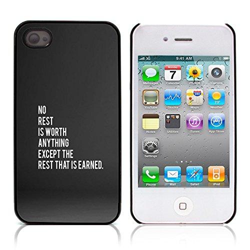 Graphic4You Happies And Crappies Englisch Zitat Nachricht Harte Hülle Case Tasche Schutzhülle für Apple iPhone 4 und 4S Design #17