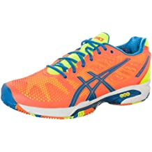 29053a57ae3 Asics Gel Solution Speed 2 Clay Zapatos de Tenis Naranja