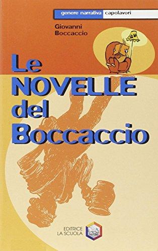 Le novelle del Boccaccio