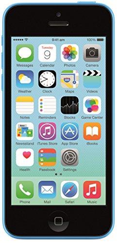 Apple iPhone 5c (Blue, 8GB) image