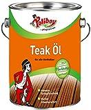 Poliboy - Olio per Teak 2,5 litri - Made in Germany