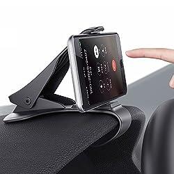 """Sumbay Handyhalterung Auto Kratzschutz Handyhalter Armaturenbrett Universal Winkel Einstellbarer rutschfest einfach Bestätigung Phone Halter für Smartphones mit 3.0""""- 6.5"""""""