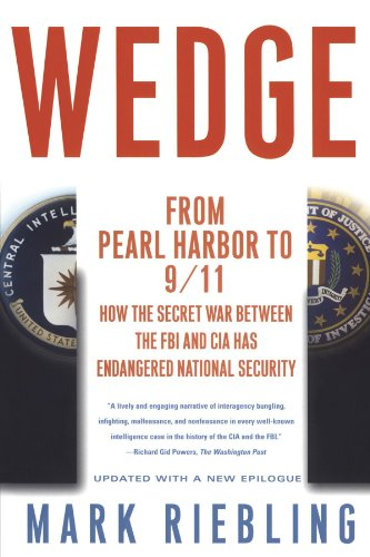 Wedge: From Pearl Harbor to 9/11 How the Secret War Between the FBI and CIA Has Endangered National Security Bennett Wedges