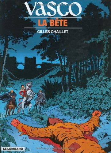 Vasco, tome 17 : La Bête