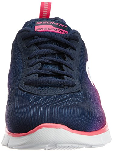 Skechers Equalizer Perfect Pair Navy / Hot Pink Navy / Hot Pink