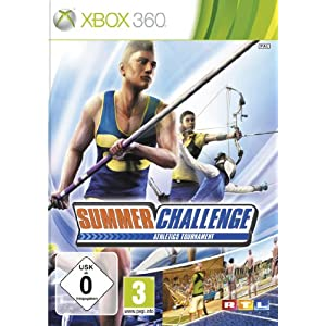 Summer Challenge – Athletics Tournament