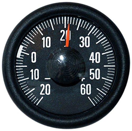 Preisvergleich Produktbild Auto KFZ Bimetall Thermometer justierbar Magnet Halter RICHTER / HR Art. 3516