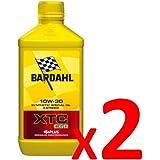 Bardahl Olio Moto XTC C60 10W-30 Sintetico 4 Tempi 1 LITRO - 348140 (2)
