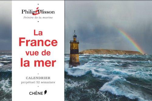 Calendrier 52 semaines La France vue de la mer