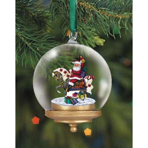 Glaskugel Ornament