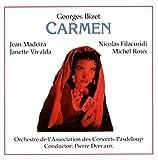 Georges Bizet : Carmen, P. Dervaux, 1957