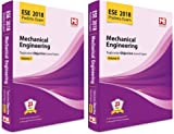 ESE 2018 Preliminary Exam Mechanical Engineering Topicwise Objective Solved Paper Vol- 1 & 2 (2 Book Set)