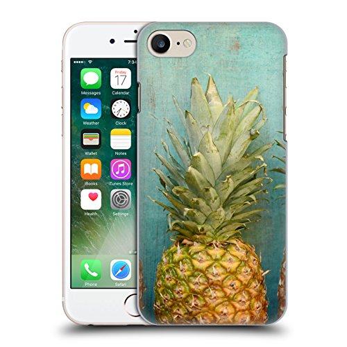 Offizielle Olivia Joy StClaire Ananas Tropisch Ruckseite Hülle für Apple iPhone 7 Plus / 8 Plus Ananas