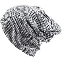 FAMILIZO los hombres son las mujeres beanie sombrero caliente de lana de punto unisex gorra de esquí de invierno de hip-hop