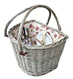 Red Hamper H075 Picknickkorb Antique Wash Größen: (L x B x H) 31 x 36 x 26 cm