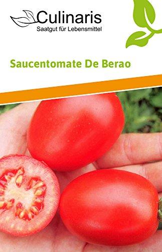 Culinaris 011 Saucentomate De Berao (Bio-Saucentomatensamen)