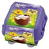 Milka Löffel-Ei Milchcrème, 4er Pack (4 x 136 g)