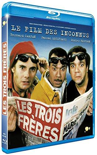 Bild von Les trois frères [Blu-ray] [FR Import]