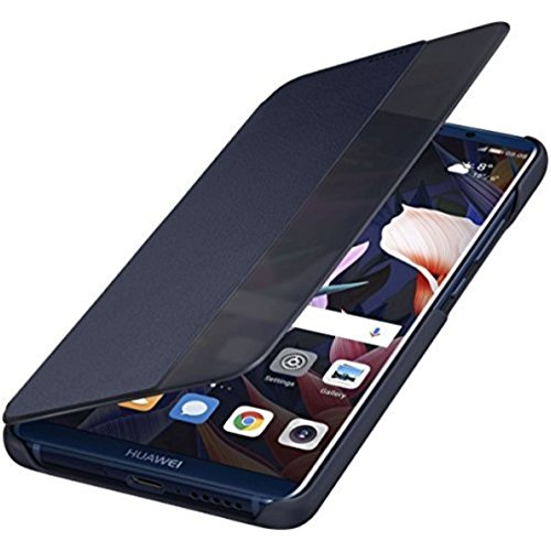 Huawei Mate 10 Pro Flip View Cover, blau