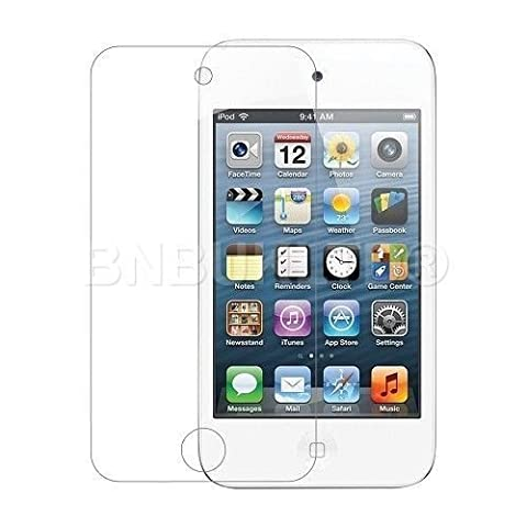 BNBUKLTD® 2 X (2 Pack) Tempered Glass Screen Protector For Various devices (ipod touch 4th Gen)