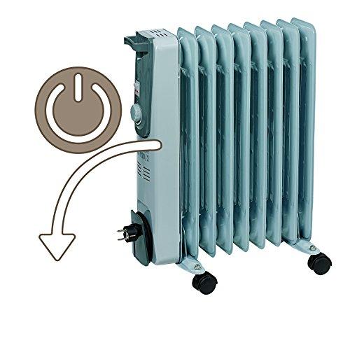 Einhell Heizung Ölradiator / 2000 Watt - 8