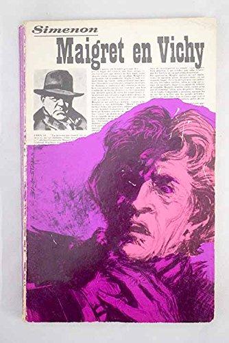 Maigret En Vichy descarga pdf epub mobi fb2