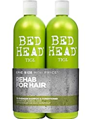 Tigi Bed Head Tween Re-Energize Shampoo + Conditioner 750 ml