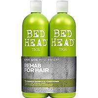 Shampoo e balsamo energizzante Tigi Bed Head Tween Re Energize, da 750ml