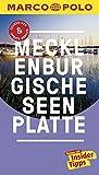 MARCO POLO Reiseführer Mecklenburgische Seenplatte: Reisen mit Insider-Tipps. Inklusive kostenloser Touren-App & Events&News