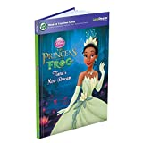 LeapFrog LeapReader Book: Disney The Princess and the Frog Tiana's New Dream (Works with Tag)